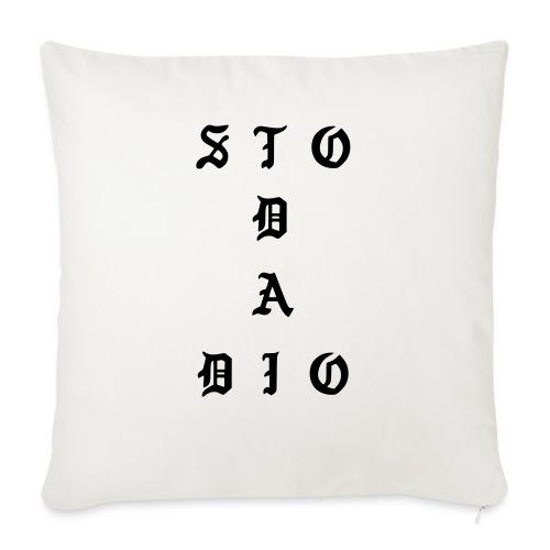 STO DA DIO - Copricuscino per divano, 45 x 45 cm