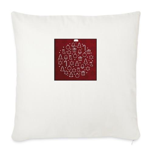 Christmas 2019 - Sofa pillowcase 17,3'' x 17,3'' (45 x 45 cm)