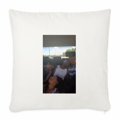 Family - Sofa pillowcase 17,3'' x 17,3'' (45 x 45 cm)
