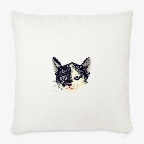 Double sided - Sofa pillowcase 17,3'' x 17,3'' (45 x 45 cm)