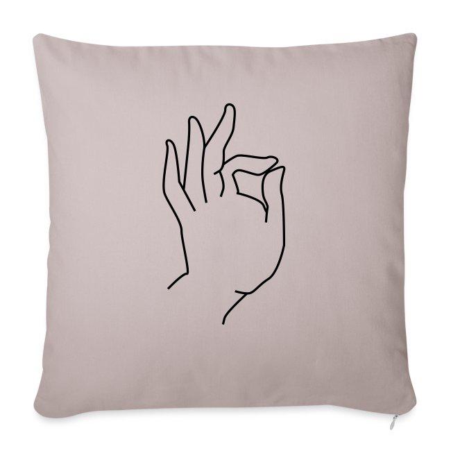 Vitarka Mudra - Buddha Hand - Geste des Lehrens