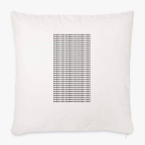 perception - Poszewka na poduszkę 45 x 45 cm