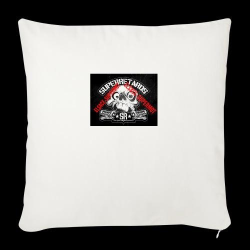 elsace-supermot - Housse de coussin décorative 45x 45cm