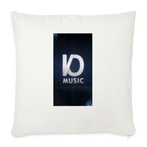 iphone6plus iomusic jpg - Sofa pillowcase 17,3'' x 17,3'' (45 x 45 cm)