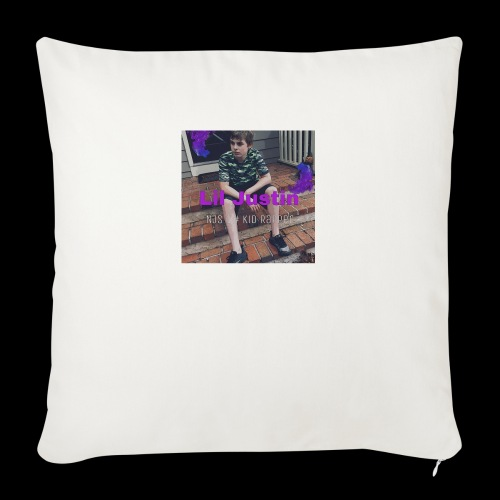Lil Justin - Sofa pillowcase 17,3'' x 17,3'' (45 x 45 cm)