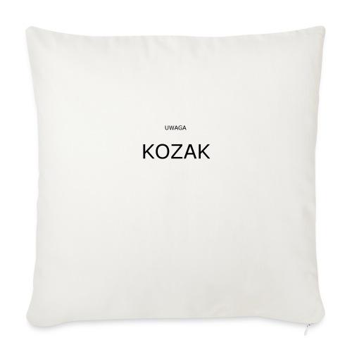KOZAK - Poszewka na poduszkę 45 x 45 cm