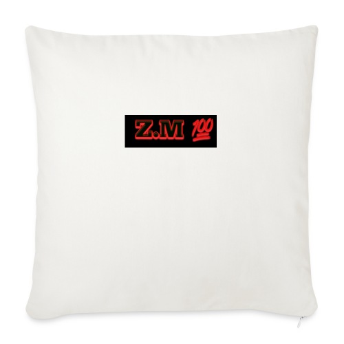 Z.M 100 - Sofa pillowcase 17,3'' x 17,3'' (45 x 45 cm)