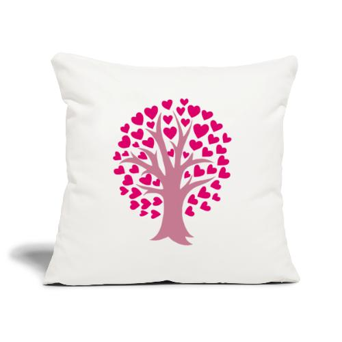 Love Grows - Sohvatyynyn päällinen 45 x 45 cm
