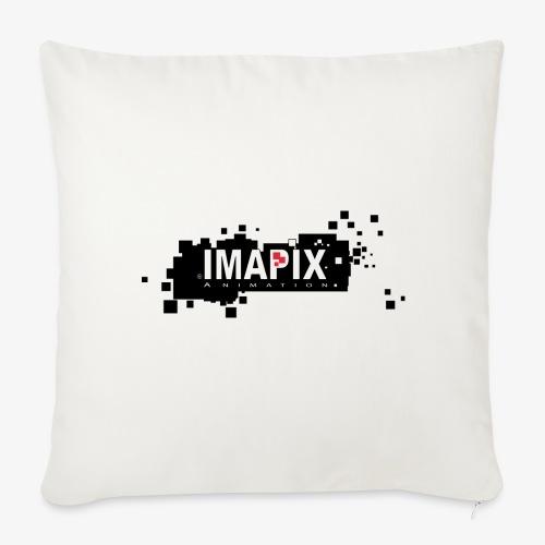 IMAPIX ANIMATION Rectro02 - Housse de coussin décorative 45x 45cm