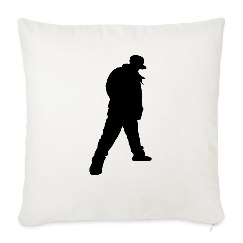 Soops B-Boy Tee - Sofa pillowcase 17,3'' x 17,3'' (45 x 45 cm)