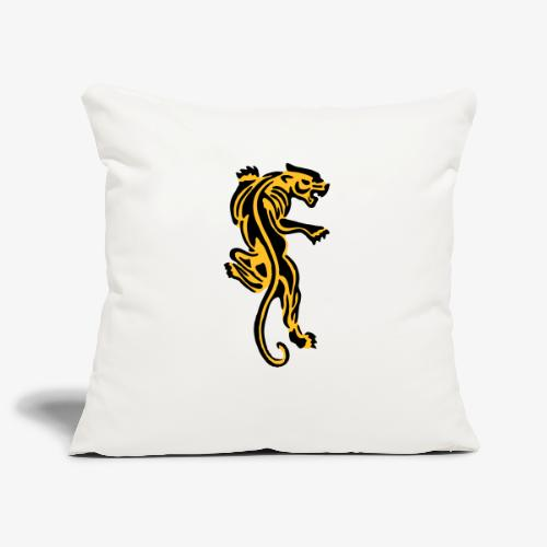 Tiger great cat design by patjila - Sofa pillowcase 17,3'' x 17,3'' (45 x 45 cm)