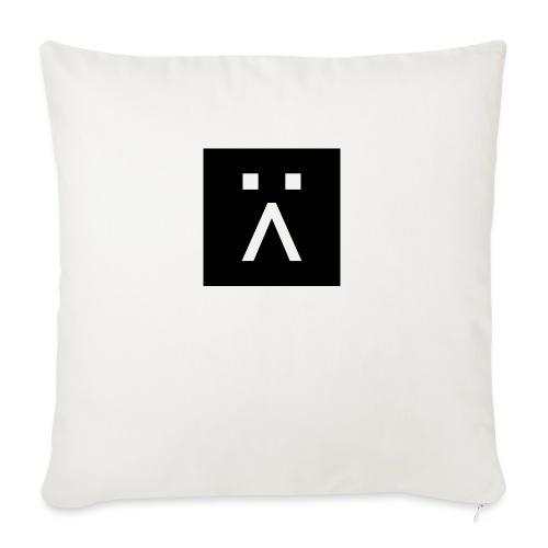 G-Button - Sofa pillowcase 17,3'' x 17,3'' (45 x 45 cm)