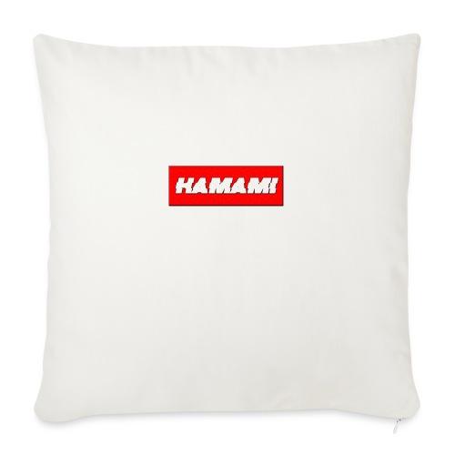HAMAMI - Copricuscino per divano, 45 x 45 cm