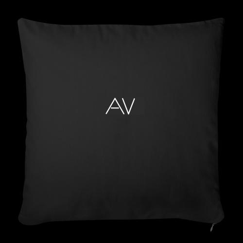 AV White - Sofa pillowcase 17,3'' x 17,3'' (45 x 45 cm)