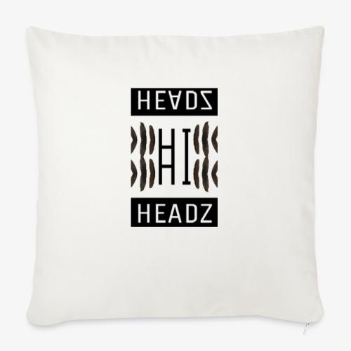 Hi HEADZ - Sofakissenbezug 44 x 44 cm