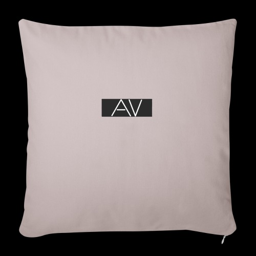 AV White - Sofa pillowcase 17,3'' x 17,3'' (45 x 45 cm)