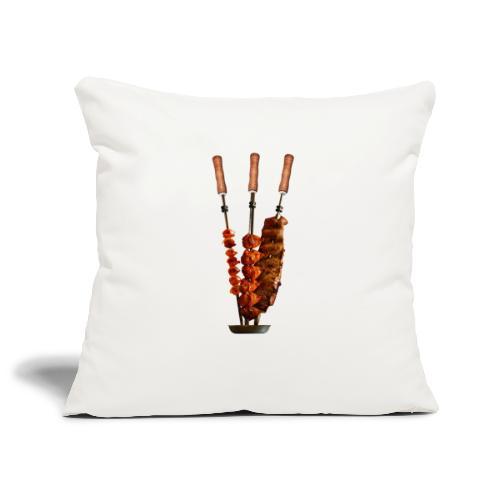 Churrasco - Sofa pillowcase 17,3'' x 17,3'' (45 x 45 cm)