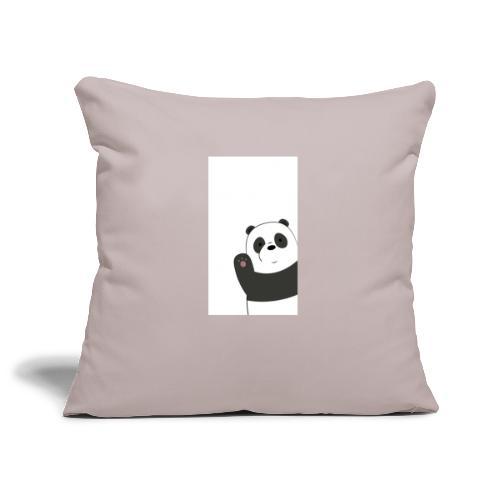 We bare bears panda design - Sierkussenhoes, 45 x 45 cm