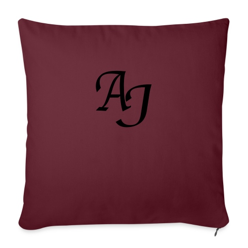 AJ Mouse Mat - Sofa pillowcase 17,3'' x 17,3'' (45 x 45 cm)