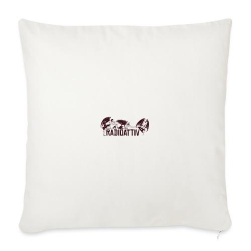 Radioattiva (Devil Edition 2020) - Copricuscino per divano, 45 x 45 cm