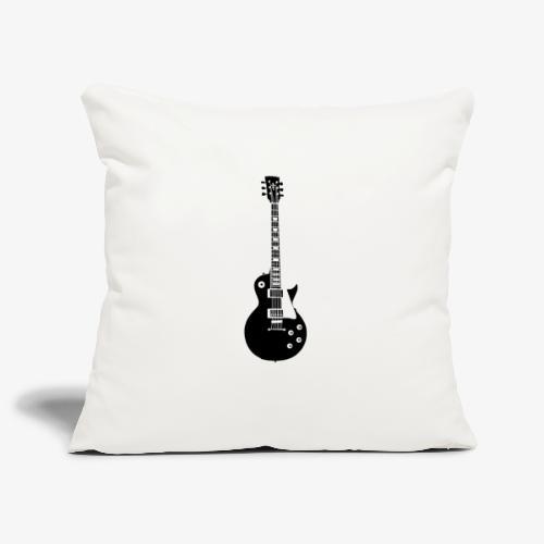 Musikinstrument Gitarre - Musiker T-Shirt Designs - Sofakissenbezug 44 x 44 cm