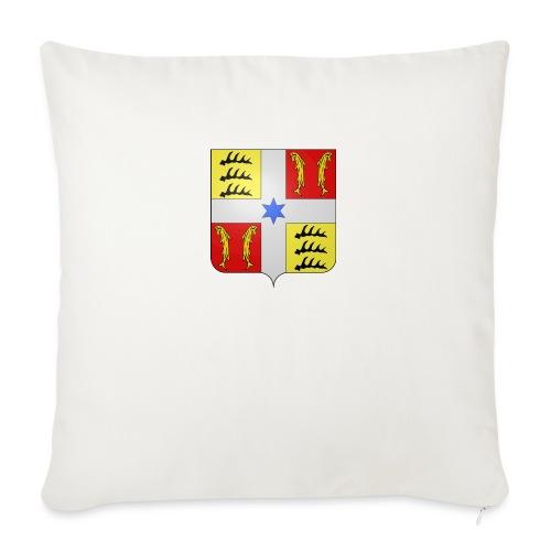 Blason Montbéliard - Housse de coussin décorative 45x 45cm