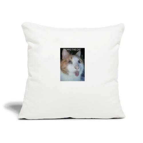 TOFFO THE CAT - Sohvatyynyn päällinen 45 x 45 cm