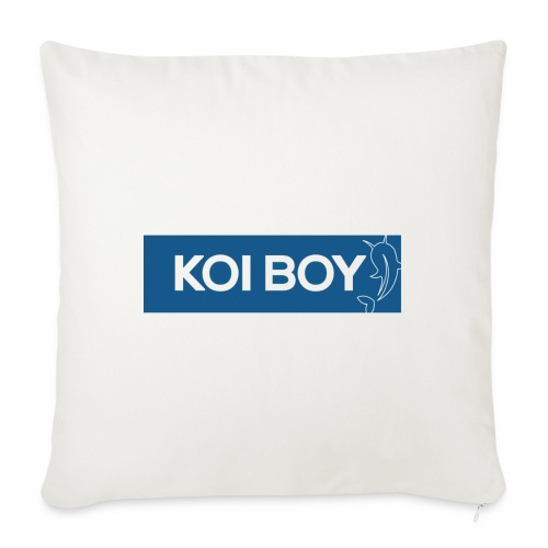 Koi Boy T-Shirt - Sofakissenbezug 44 x 44 cm