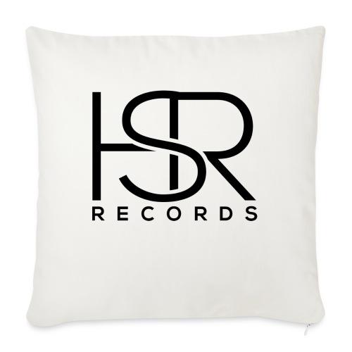 HSR RECORDS - Copricuscino per divano, 45 x 45 cm