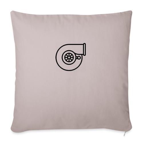 Turb0 - Sofa pillowcase 17,3'' x 17,3'' (45 x 45 cm)