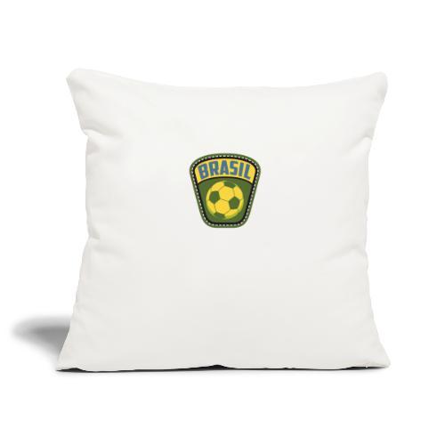 Bola Brasil - Sofa pillowcase 17,3'' x 17,3'' (45 x 45 cm)