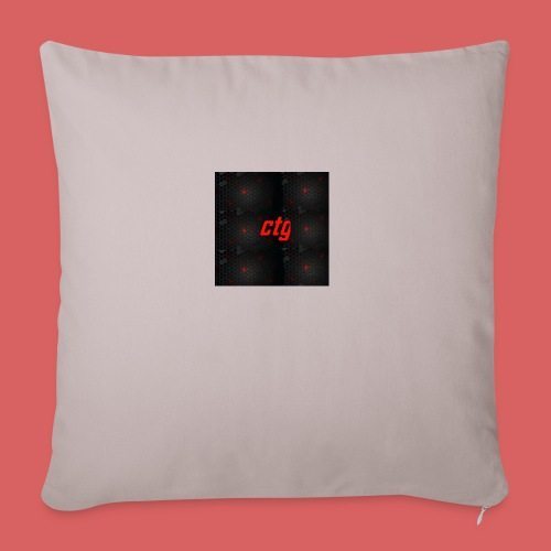 ctg - Sofa pillowcase 17,3'' x 17,3'' (45 x 45 cm)