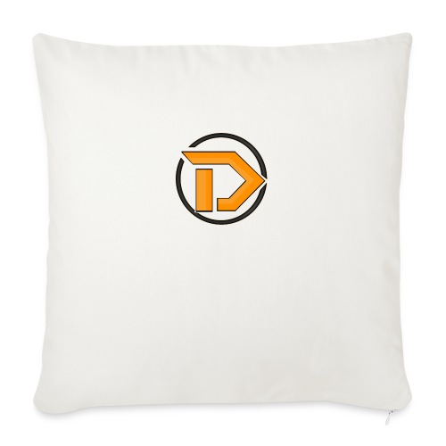 New Logo - Sofa pillowcase 17,3'' x 17,3'' (45 x 45 cm)