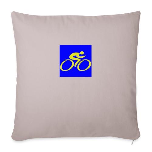 Tour de Epe Logo 2017 2018 2 png - Sierkussenhoes, 45 x 45 cm