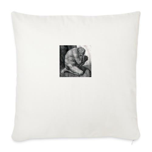 Pape Satan, Pape Satan aleppe - Copricuscino per divano, 45 x 45 cm