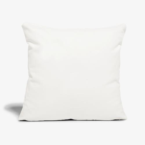 Union Blanc - Housse de coussin décorative 45x 45cm
