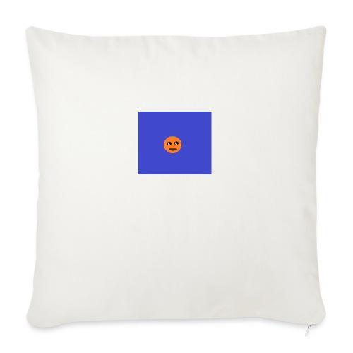 JuicyOrange - Sofa pillowcase 17,3'' x 17,3'' (45 x 45 cm)