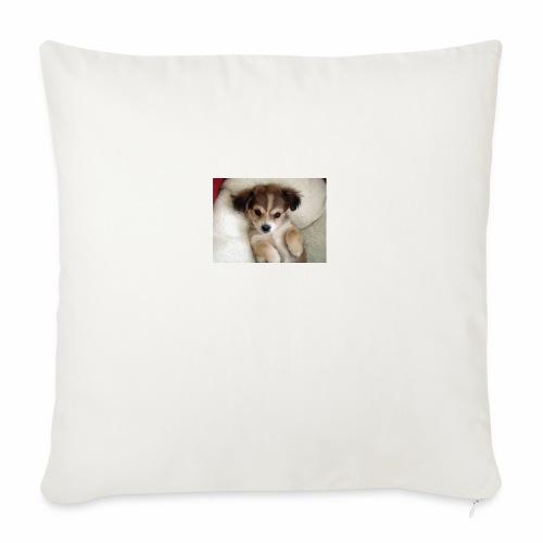 dog - Poszewka na poduszkę 45 x 45 cm