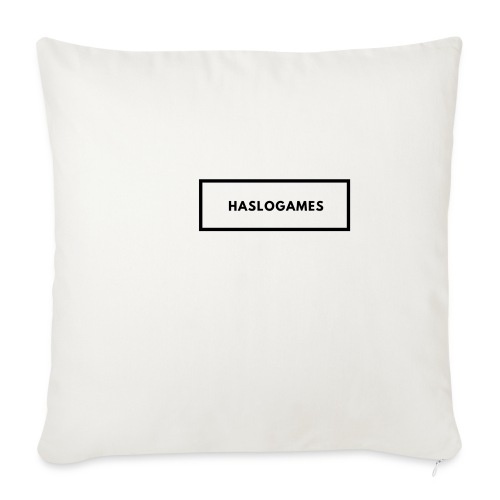 HasloGames White/Black edition! - Sierkussenhoes, 45 x 45 cm