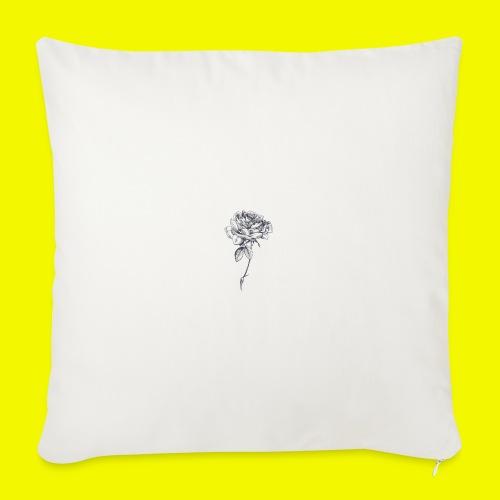 ROSE - Sofa pillowcase 17,3'' x 17,3'' (45 x 45 cm)