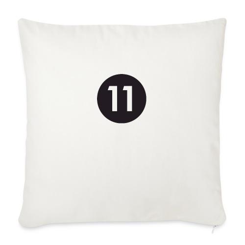 11 ball - Sofa pillowcase 17,3'' x 17,3'' (45 x 45 cm)