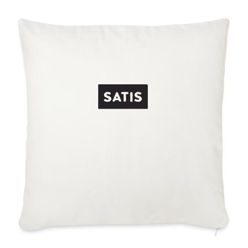 satis - Housse de coussin décorative 45x 45cm
