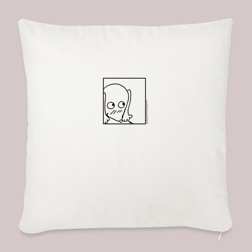 Timida - Copricuscino per divano, 45 x 45 cm