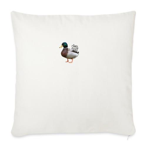 FågelEllerAnd - Soffkuddsöverdrag, 44 x 44 cm