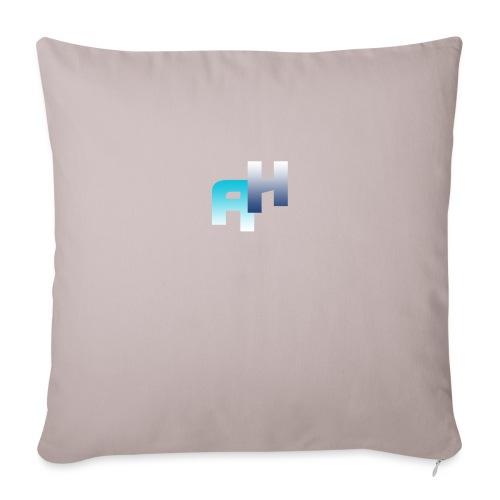Logo-1 - Copricuscino per divano, 45 x 45 cm