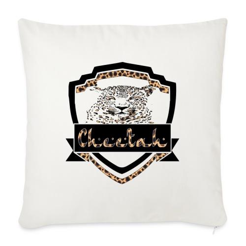 Cheetah Shield - Sofa pillowcase 17,3'' x 17,3'' (45 x 45 cm)