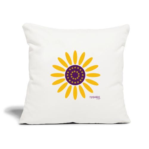 sunflower - Sohvatyynyn päällinen 45 x 45 cm