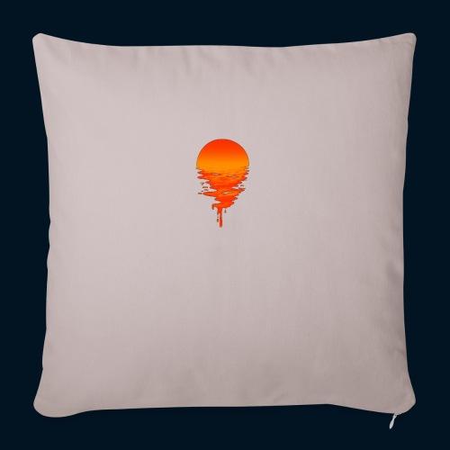 Weltuntergang - Copricuscino per divano, 45 x 45 cm