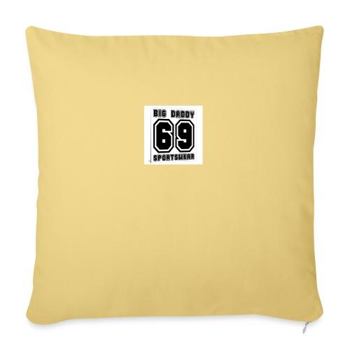 Big Daddy - Sofa pillowcase 17,3'' x 17,3'' (45 x 45 cm)