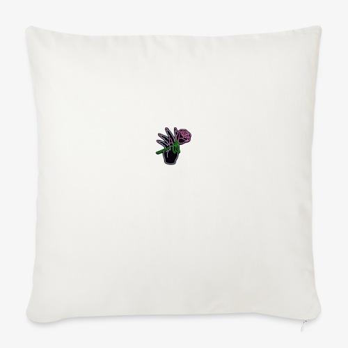 Rosa - Copricuscino per divano, 45 x 45 cm